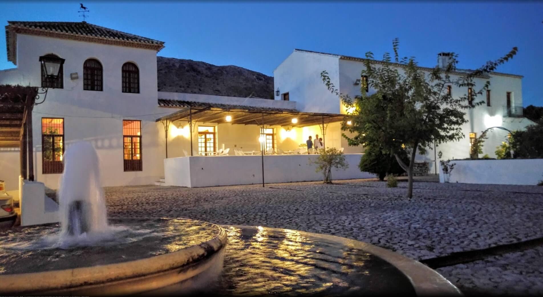 Hotel villa turistica de priego de cordoba central de for Hotel rio piscina priego de cordoba