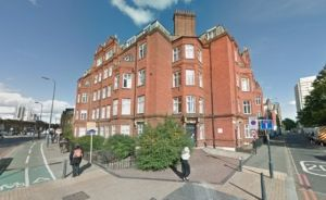 Victorian 2 Bed Flat Vauxhall Park