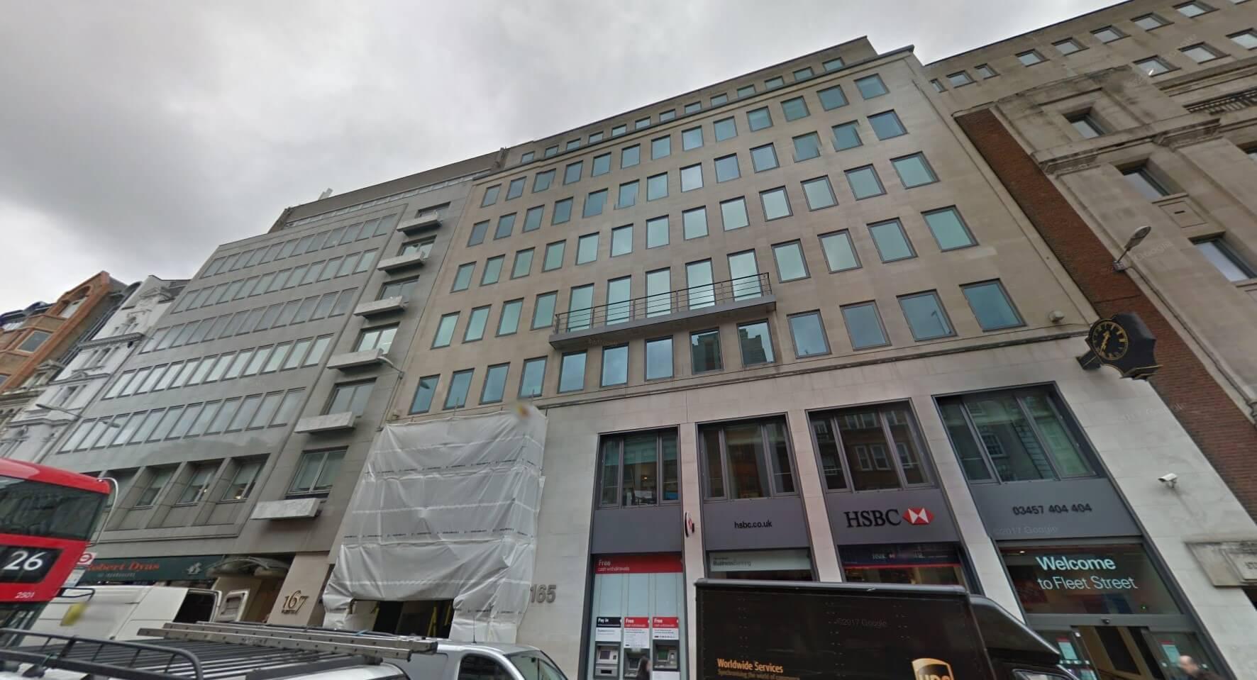 Chand Apartments – Fleet Street