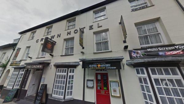 Crown Hotel – Pwllheli