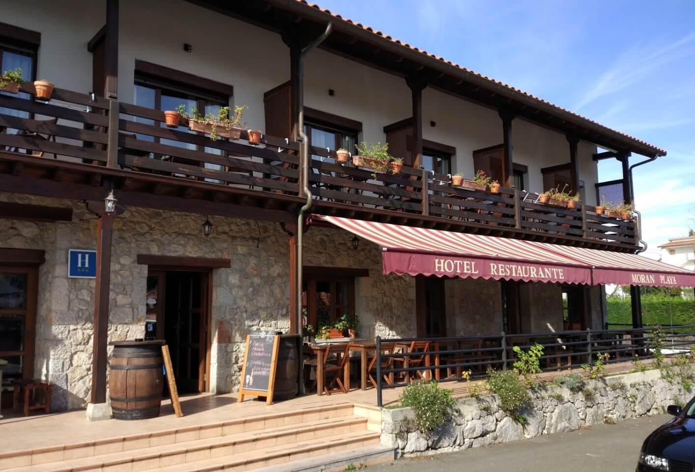 Hotel Morán Playa