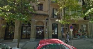 Concha centro San Sebastián
