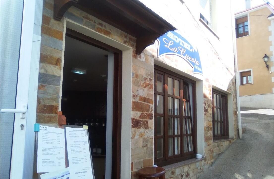 Hotel La Cuesta tapia de casariego