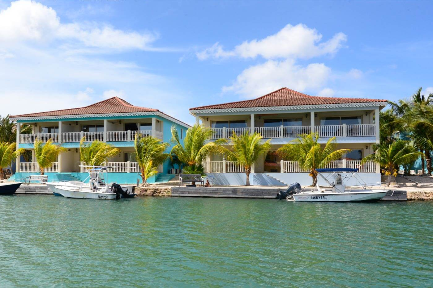 Ocean Breeze Bonaire Apartments