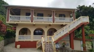 River Side House Soufriere