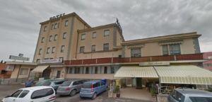 hotel aurelia tarquinia