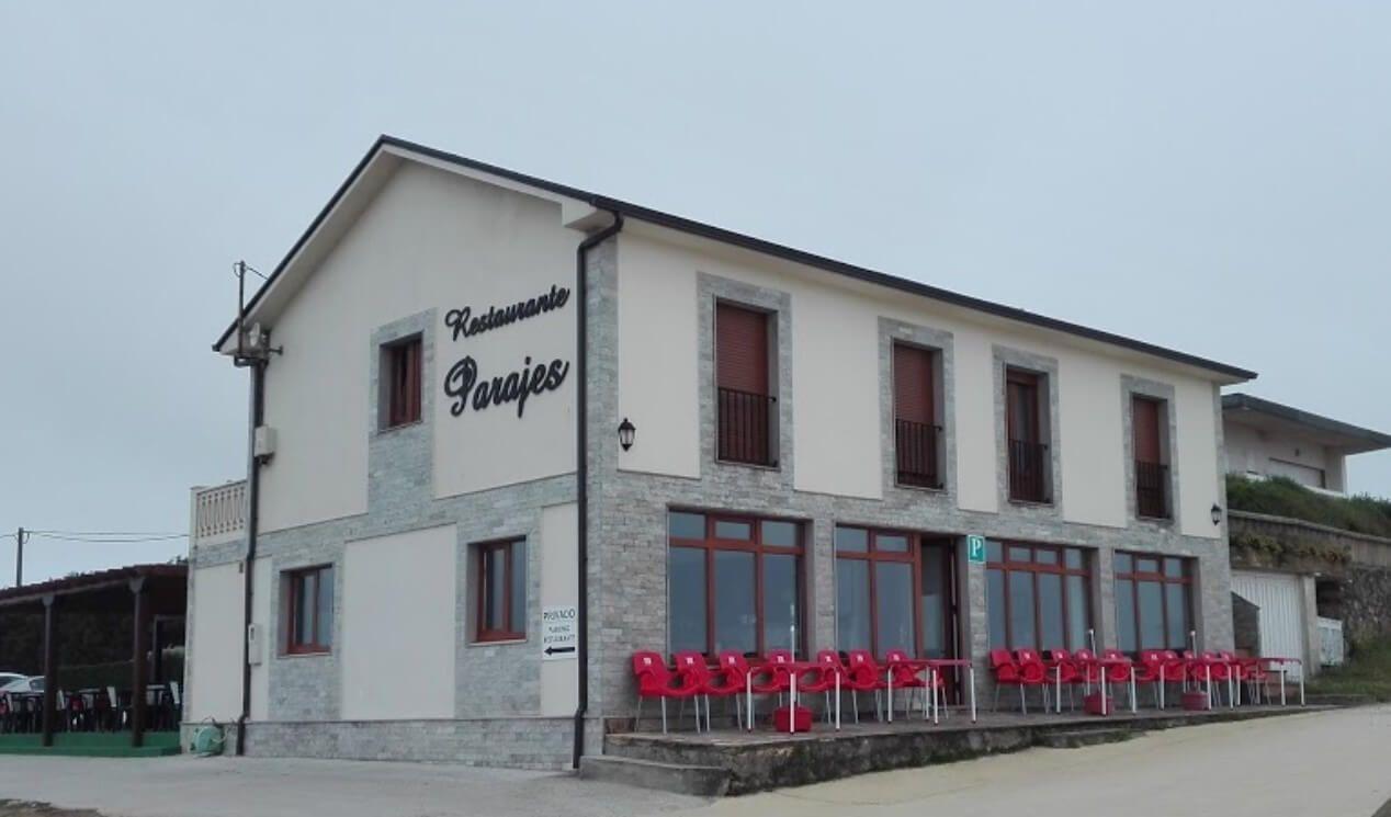 Hostal Restaurante Parajes