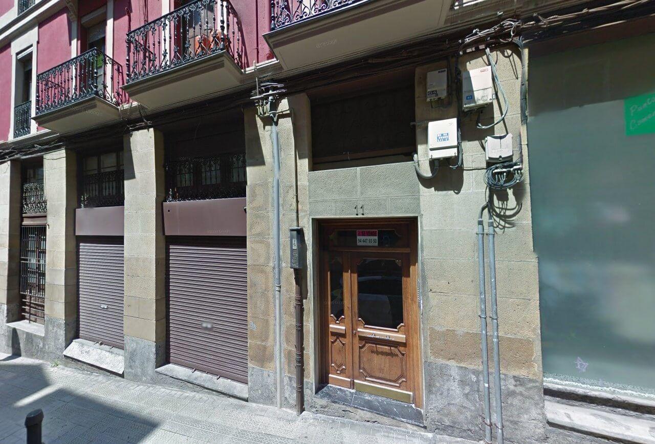 Piso Amplio Cristo Bilbao